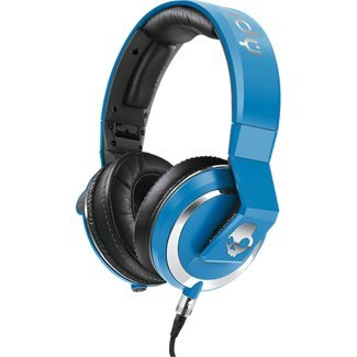 Skullcandy Mix Master Over-Ear Headphone With Mic3 - Blue