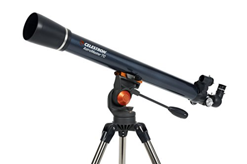 Celestron Celestron AstroMaster 70 AZ Refractor Telescope, 7