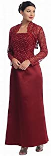 Mother of the Bride Formal Evening Dress 27837