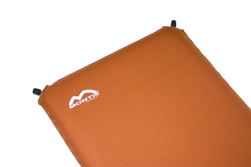 MONTIS ISOCORE 7, sleeping mat self-inflatable, 7cm, 2350 g