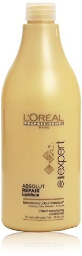 L'Oreal Paris discount duty free L'Oreal Professional Serie Expert Absolute Repair Lipidium Conditioner, 750 ml