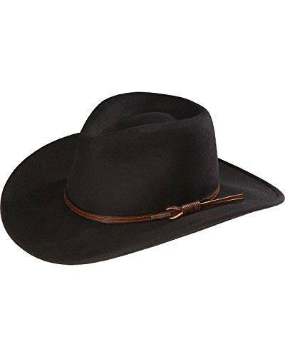 stetson-mens-bozeman-wool-felt-crushable-cowboy-hat-black-x-large