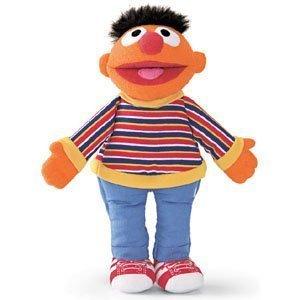 """Gund Sesame Street Ernie Finger Puppet 6"""" Puppets from Gund"""