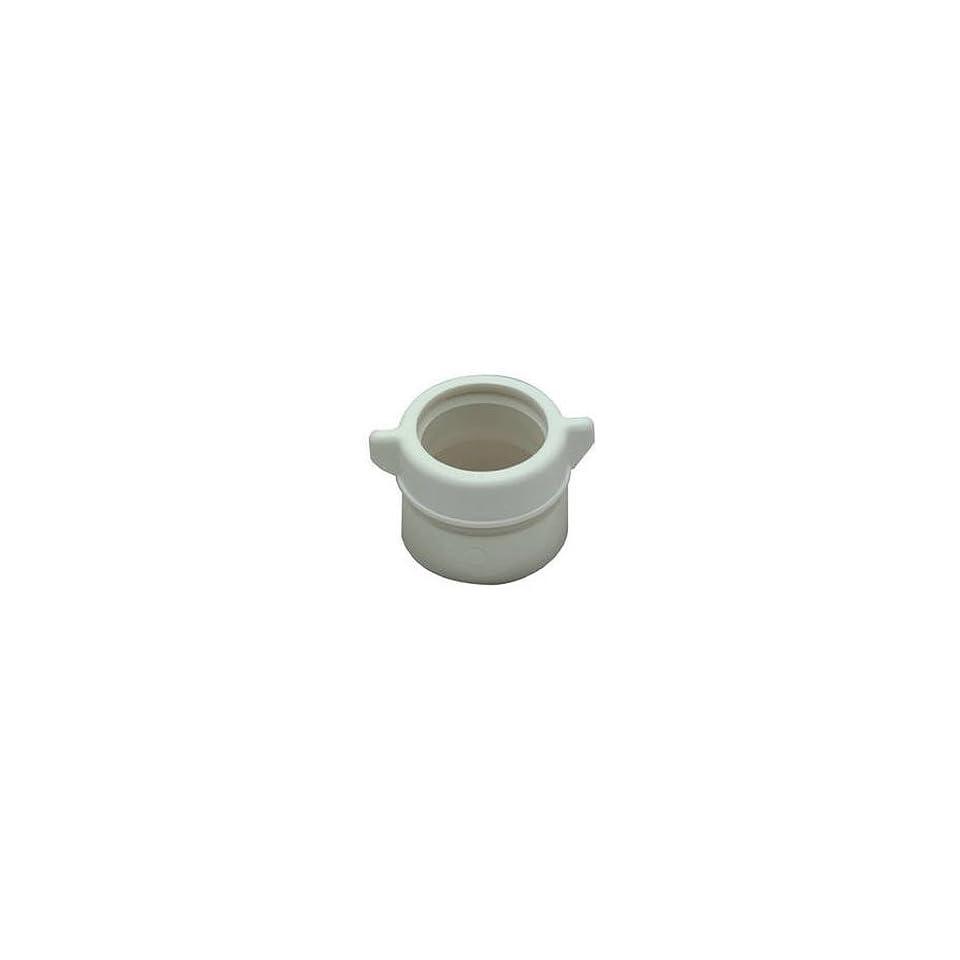 White Master Plumber 495-796 MP Drain Pipe Adapter