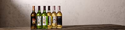 Duplin Wine Cellars Six White: Carlos, Magnolia, Scuppernong, Brice's Creek, Sweet, Sweet Sox White Mixed Pack 6 x 750 mL