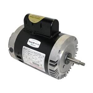 Pool Pump Motor 3 Hp 3450 Rpm 230vac Electric Fan