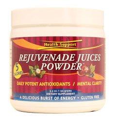Health Support Rejuvenate Juices Powder, 5.3 Ounce