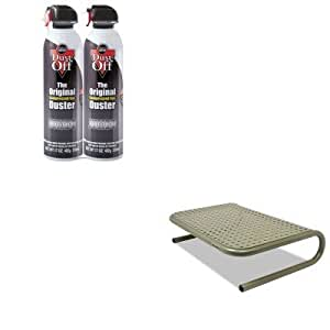 kitasp27021faldpsjmb2 value kit dust off disposable compressed gas duster. Black Bedroom Furniture Sets. Home Design Ideas