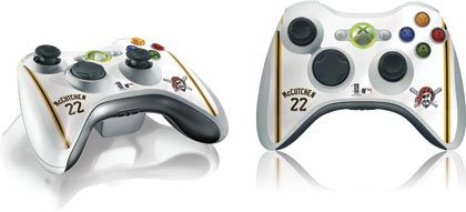 MLB - Pittsburgh Pirates - Pittsburgh Pirates #22 Andrew McCutchen - Skin for 1 Microsoft Xbox 360 Wireless Controller