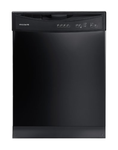 Frigidaire FFBD2407LB  24 Inch, Built-In Dishwasher, Black