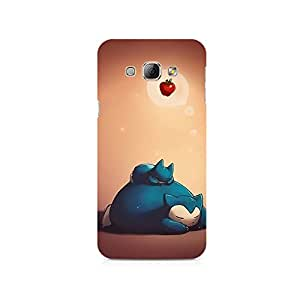 TAZindia Printed Hard Back Case Mobile Cover For Samsung Galaxy A3