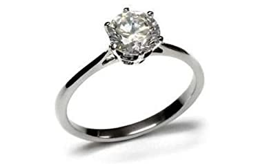 Accessories of Envy - 2.3ct Simulated Diamond Solitaire Wedding / Engagement Ring