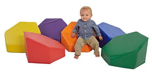 ECR4Kids-SoftZone-Steady-Stepping-Stones-6-Piece-Multi-Color