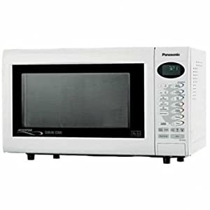 Cook On Grills Panasonic Ct 559wbpq Combination Microwave
