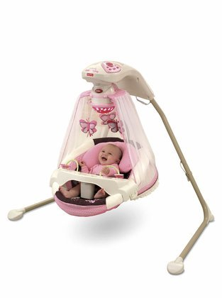 Fisher-Price Papasan Cradle Swing, Big SALE