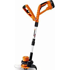 WORX GT WG150.1 10-Inch 18-Volt 2-In-1 Cordless Electric Grass Trimmer/Edger at Sears.com