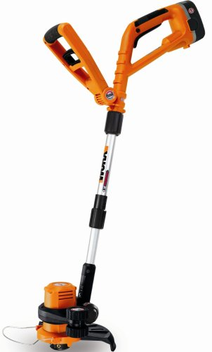 WORX GT WG150.1 10-Inch 18-Volt 2-In-1 Cordless Electric Grass Trimmer/Edger