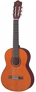 Yamaha CGS102 Classical Acoustic 1/2 Guitar with Natural Finish