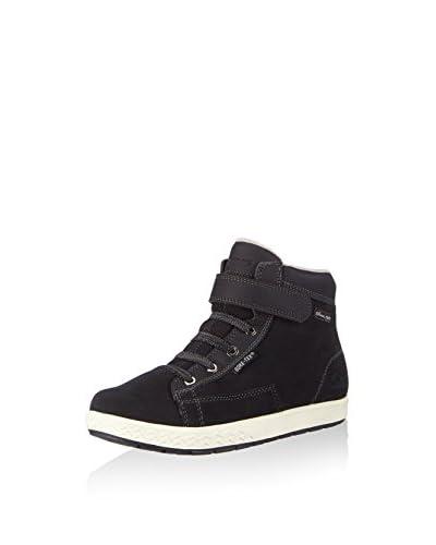 Viking Sneaker Alta [Nero]
