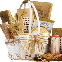 Winter Wonderland Gourmet Food Gift Basket