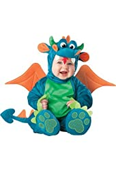 WMU - Dinky Dragon Infant Costume 12-18 Months