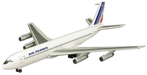 herpa-1-500-modellino-aereo-b707-300-air-france-importato-da-giappone