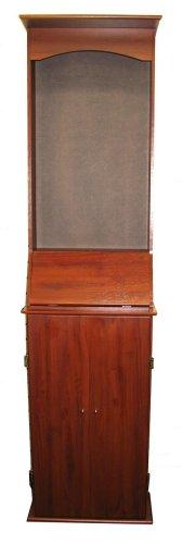Viper Stand-Up Dart Board Cabinet