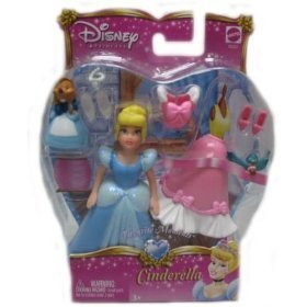 Buy Low Price Mattel Disney Precious Princess Collectible Cinderella Figure (B000JLXU6G)