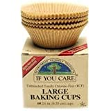THREE PACKS of If You Care Large Baking Cups