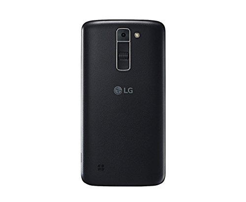 LG K7 4G volte Dual Sim Mobile Phone (Titan Black) 1.5GB / 8GB Memory , 5MP Back / 5MP Front