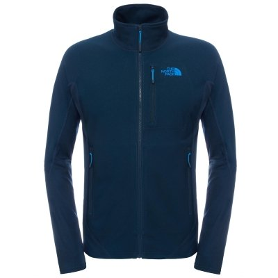 The-North-Face-Herren-M-Fuseform-Dolomiti-Full-Zip-Jacke-Dunkelblau-Urban-Navy-Fuse-L