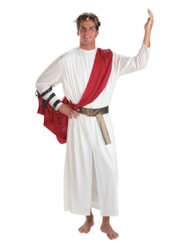 Roman God Adult Costume 42-46 Adult Mens Costume