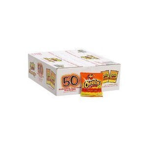 Cheetos Flamin' Hot - 50/1 oz by Cheetos