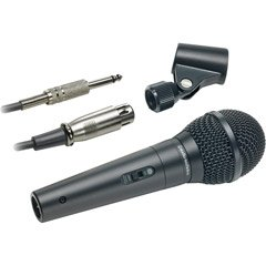 Audio-Technica AUDIO TECHNICA UNIDIRECTVOCAL INSTRUMENT MIC (Pro Sound & Entertainment / Microphones)