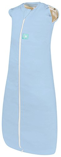 ergoPouch ERSB331 ergoCocoon 1.0 TOG Swaddle and Sleep Bag, Blue, 0-3 Months - 1