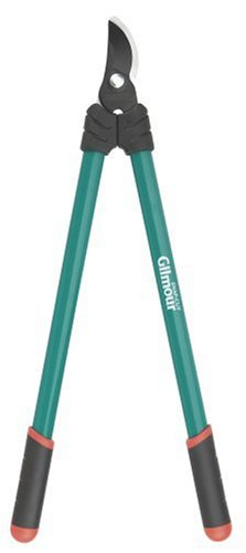 Gilmour Bypass Lopper 1-1/4-Inch Cutting Capacity Teal 45
