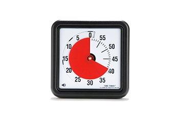 タイムタイマー(TimeTimer) Mサイズ 療育 発達障害 アスペルガー ADHD 【並行輸入品】