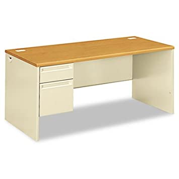 HON38292LCL - HON 38000 Series Left Pedestal Desk
