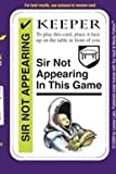 Monty Python Fluxx - Sir Not-Appearing Promo Card