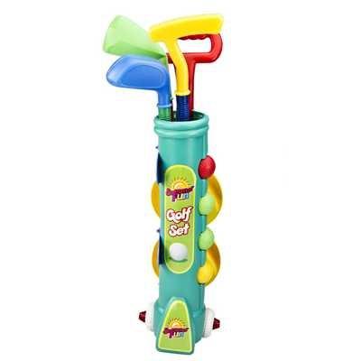 multicolor-sumer-fun-golf-caddy-set-for-children-outdoor-escapenew