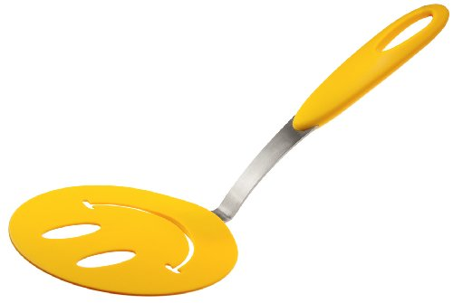 Tovolo Spatulart Smiley Face Nylon Flex Turner (Smiley Pan compare prices)