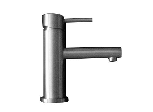 Massiv Edelstahl Waschtisch Armatur Bad B24 Einhandmischer, 602240.0