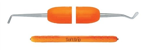 Dental Composite Plastic Instrument 43-47, Anterior Soft Grip