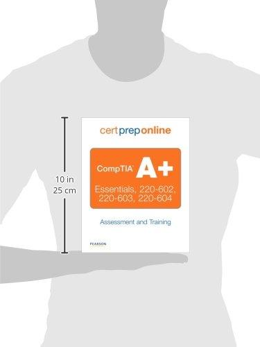 CompTIA A+ Cert Prep Online: Retail Packaged Version