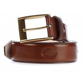 Cintura uomo The Bridge 03621301 marrone h 3,5 cm