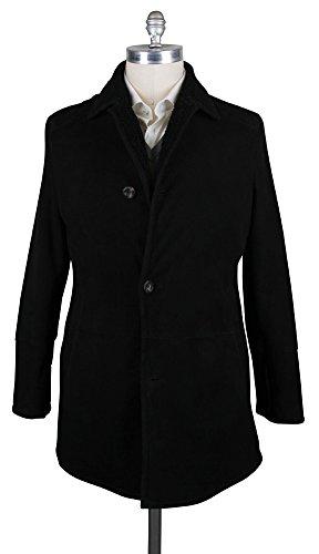 new-cesare-attolini-black-jacket-44-54