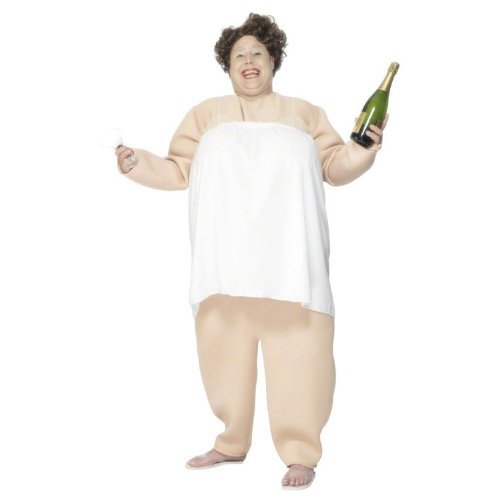 Smiffys Little Britain Bubbles Costume - Adult