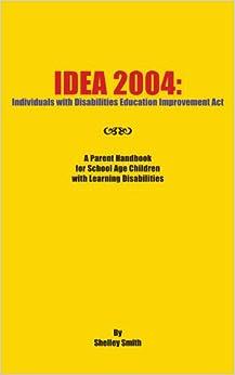 IDEA 2004 Individuals ...