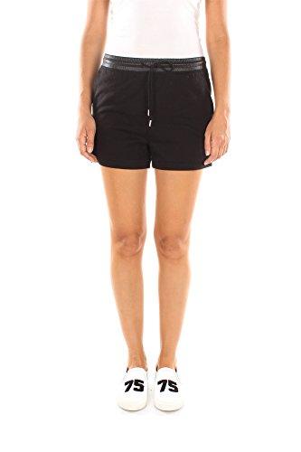401806P14001-Alexander-Wang-Shorts-Femme-Coton-Noir