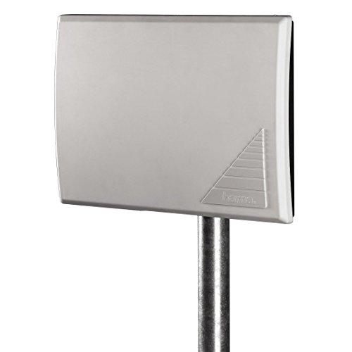 August DTA240 - DVB-T/DVB-T2 Fernseher-Antenne - Sehr starke Stabantenne für digitales Fernsehen / Digital TV / USB DVB-T Tuner Stick / DAB - Mit Magnetfuß